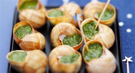 cuisiner les escargots 30 idées classiques ou originales pour cuisiner les