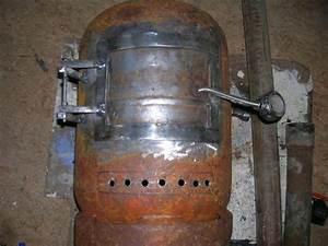 Ofen Aus Gasflasche : holzofen aus schrott hergestellt schritt 5 herd luftl cher ~ Watch28wear.com Haus und Dekorationen