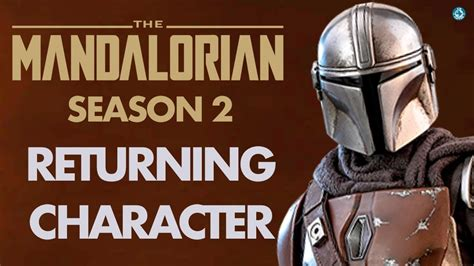 Returning Character Officially Confirmed for The ...