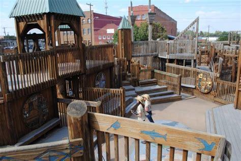 playground whimsical oklahoma storybook straight
