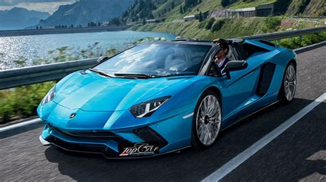 lamborghini aventador rental hire sport car europe top