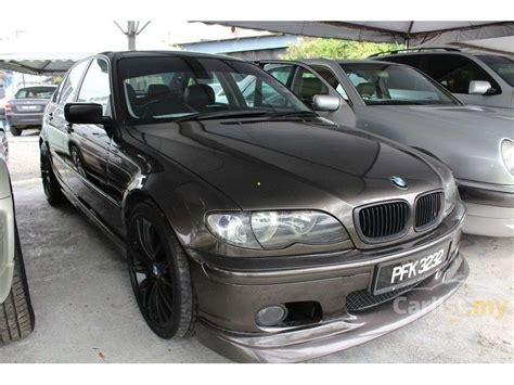 325i Bmw 2002 by Bmw 325i 2002 2 5 In Selangor Automatic Sedan Brown For Rm