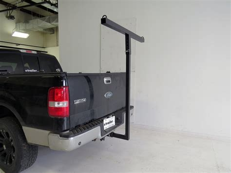 Hitch Bed Extender by Dta944
