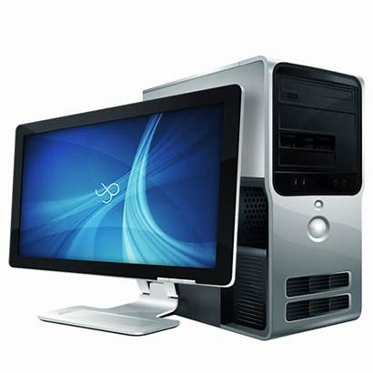 Computer Desktop Icon 3d Icons Buttons Pc
