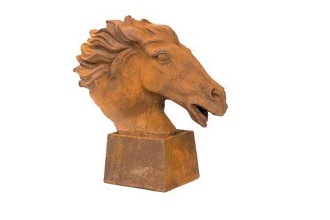 sculpture chiffre cheval cheval de fer sculpture t 234 te de fer 224 cheval 20 kg aubaho