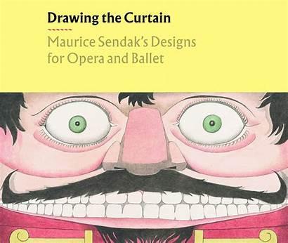 Maurice Opera Curtain Drawing Ballet Artanime Sendak