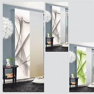Home Wohnideen Schiebevorhang : yukon sliding curtain faces curtain sliding curtain room divider panels curtain ebay ~ Orissabook.com Haus und Dekorationen