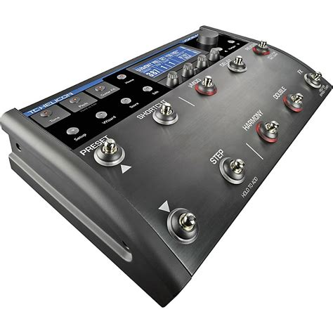 Tc Helicon Voicelive 2 Vocal Floor Processor tc helicon voicelive 2 floor based vocal processor