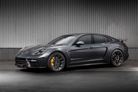 Porsche Panamera Tuning by Topcar S Panamera Stingray Gtr Comes With Loads Of Carbon