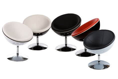 chaise boule fauteuil design boule fauteuil design mobilier d