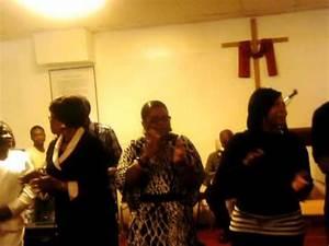 IBOC Church Combine Choir Singing Oct.2 2011 At Pastor ...