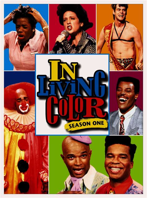 in living color word production in living color is one of the most
