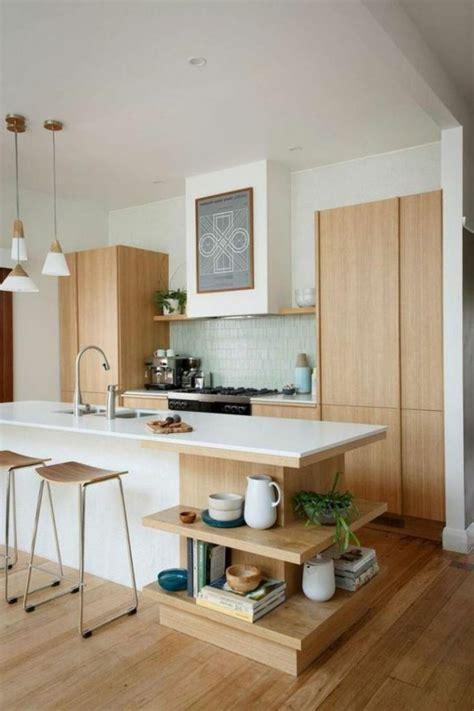 cuisine et bois cuisine bicolore bois et blanc wraste com