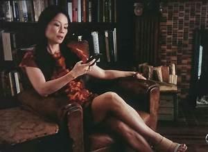 Lucy Liu sexy crossed legs on Elementary S4 | Lucy Liu ...