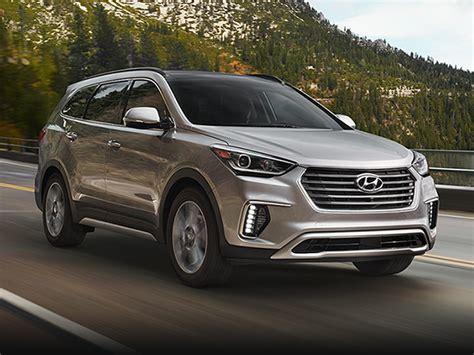 Hyundai Santa 2017 by 2017 Hyundai Santa Fe Price Photos Reviews Features