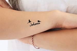 Hand Tattoos Schrift : wundersch ne kindernamen tattoos ~ Frokenaadalensverden.com Haus und Dekorationen