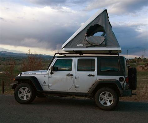 jeep pop up tent trailer 1000 images about roof top tents expedition trailers on