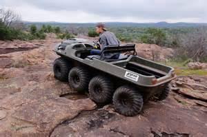 Argo 6X6 Amphibious ATV