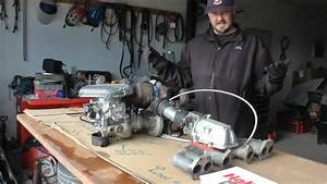 Draw Through Turbocharging  Carburetor