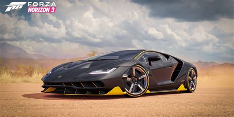 Preview Forza Horizon 3 Is Diverse, Beautiful, And
