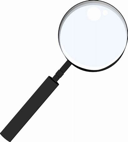 Magnifying Glass Transparent Clipart Lens Magnifier Clipartmag
