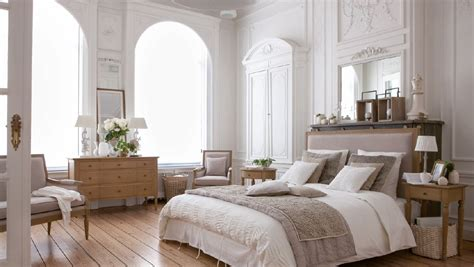 chambre style cagne chic décoration chambre chic