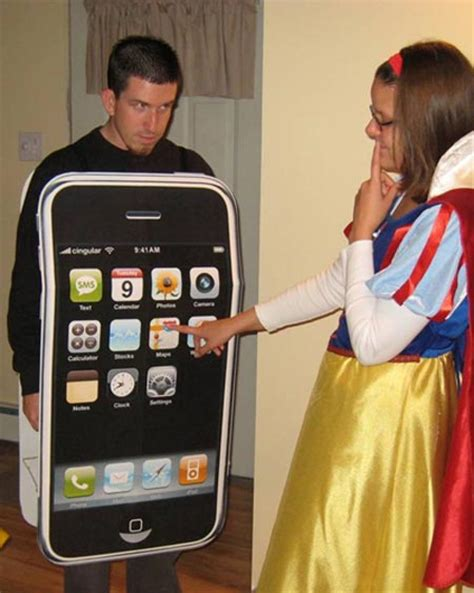 iphone costume eff it i m going as a dork iphone costumes geekologie