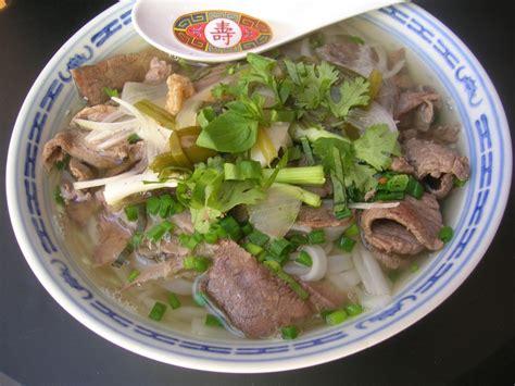 cuisine vietnamien le pho bac plat traditionnel du nord cuisine