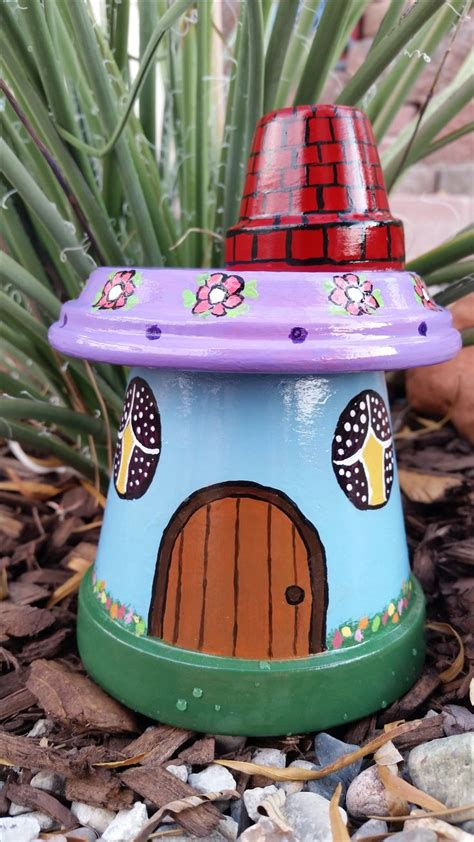 Garden Decoration Pots Ideas by Best 25 Clay Pot Crafts Ideas On Clay Pot