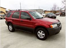 2004 Ford Escape XLS for sale in Cincinnati, OH Stock