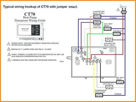 Rheem Thermostat Wiring Diagram Sample