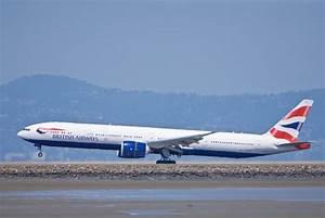 FileBritish Airways Boeing 777 300 Landing At SFO