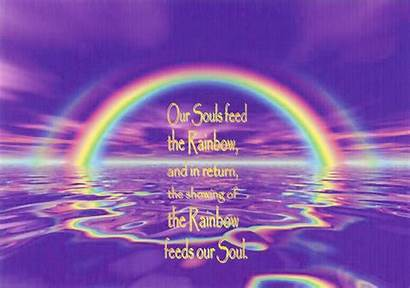 Spiritual Quotes Quote Rainbow Souls Soul Word