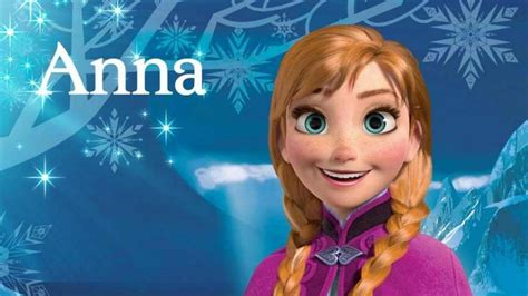 anna frozen wallpaper frozen wallpaper