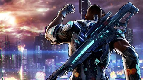 crackdown  tech analysis  console classic reborn eurogamernet
