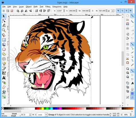 Inkscape screenshot and download at SnapFiles.com