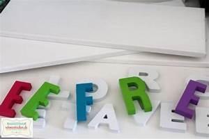 Deko Buchstaben Pappe : wand deko mit buchstaben basteln handmade kultur ~ Sanjose-hotels-ca.com Haus und Dekorationen
