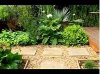 garden design ideas Modern garden design ideas - YouTube
