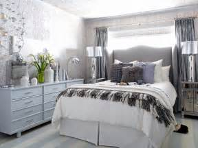 Simple House With Bedrooms Placement by A Sophisticated Bedroom Fit For Winter Guests Hgtv
