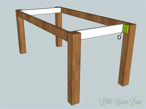 how to make desk legs dining table plans pdf woodworking