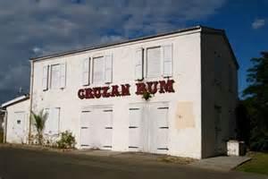 St. Croix Cruzan Rum