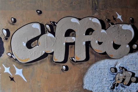 Graffiti Coffee : Coffee Graff In St Werburghs Tunnel