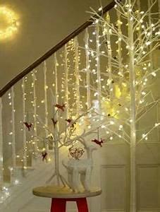 Christmas Staircase on Pinterest