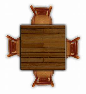13 Tables And Chair Top View PSD Images - Plan View ...