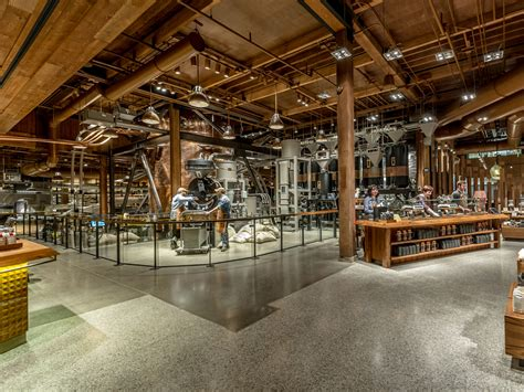 To Compete With Fancy Brewers, Starbucks Opens a Shrine to Coffee   WIRED