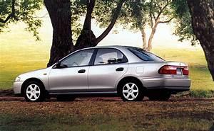 Mazda 323 Sedan 1 8i Glx 1997  U2014 Parts  U0026 Specs