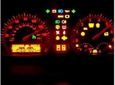 BMW X3 30i instrument cluster test YouTube