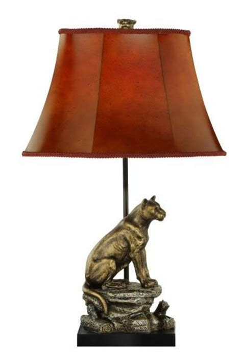 images  animal table lamps  pinterest