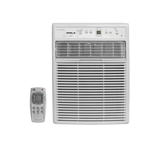 frigidaire  btu casement window air conditioner  remote ffrsr  home depot