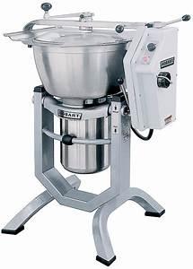 Commercial Cutter Mixer